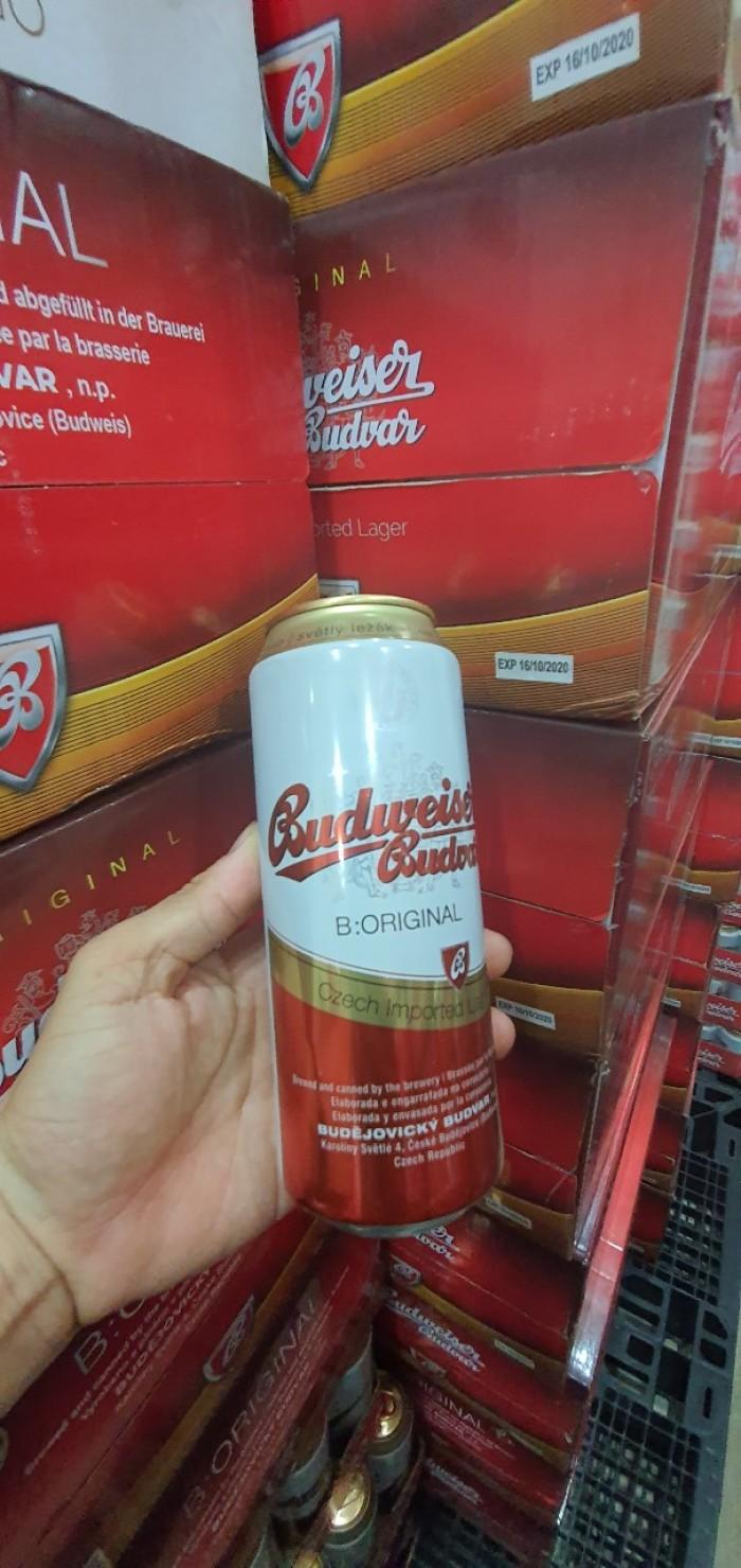 Bia Budweiser Budvar Nhập Khẩu Tiệp Khắc - Đại lý chuyên sỉ bia nhập khẩu Hồ Chí Minh