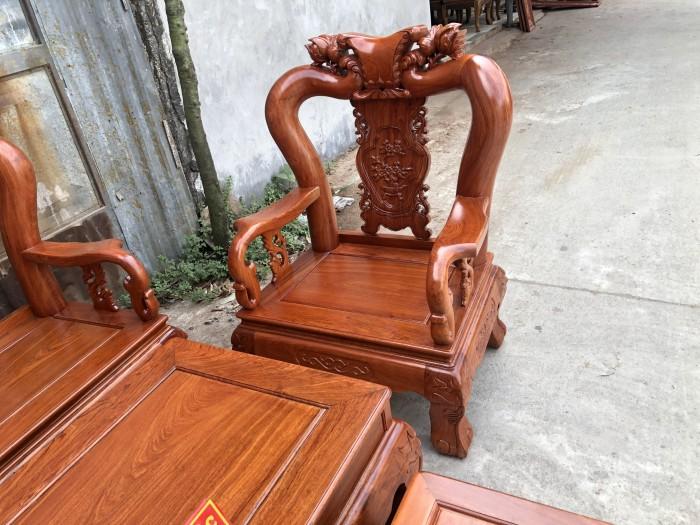 Bàn Ghế Phòng Khách Minh Quốc Đào Gỗ Hương Đá dogomanhmoc.com9