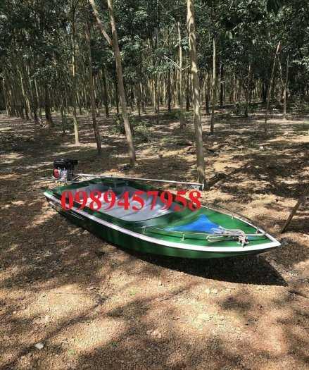 Cano chở 3-4 người, Cano giá rẻ, Thuyền 6m5