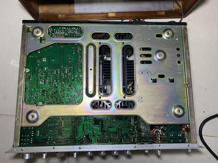 AMPLI receiver YAMAHA CR-1020