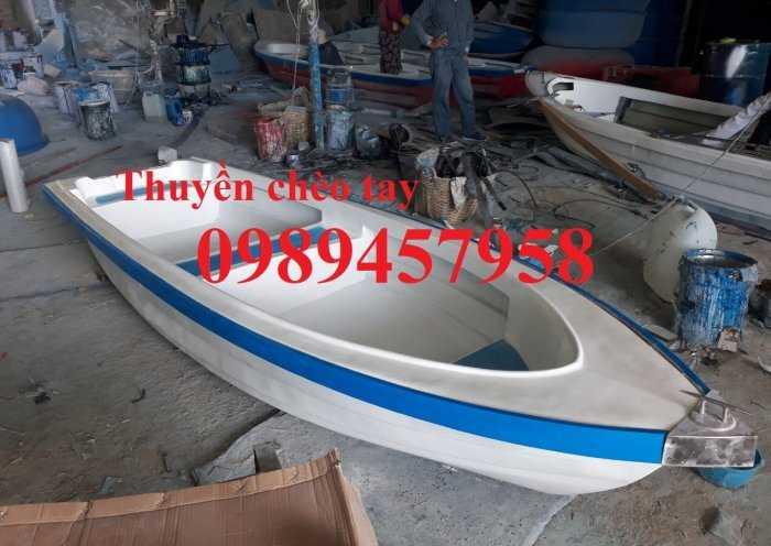Thuyền chèo tay cho 2-4 người, Thuyền câu cá 4-6 người9