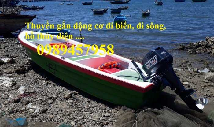 Thuyền chèo tay cho 2-4 người, Thuyền câu cá 4-6 người8