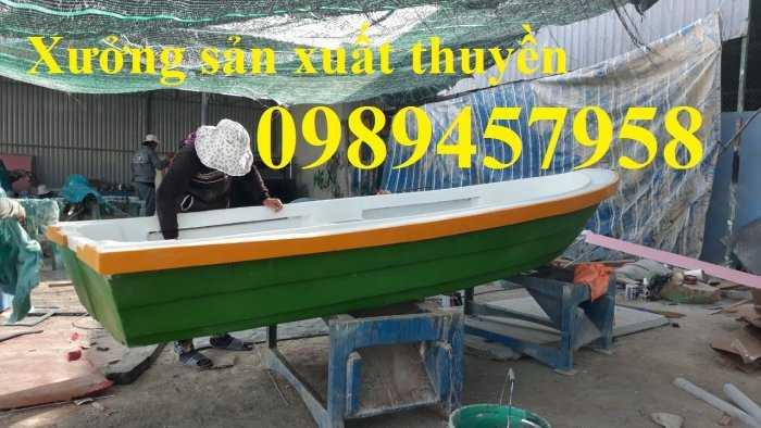 Thuyền chèo tay cho 2-4 người, Thuyền câu cá 4-6 người5