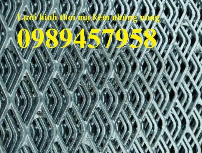 Sản xuất lưới sàn thao tác, lưới mắt cáo, lưới hình thoi, lưới kéo dãn 30x60, 45x90, 36x101 dày 3ly, 4ly giá tốt2