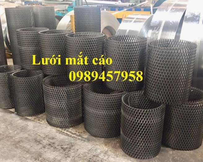 Sản xuất lưới sàn thao tác, lưới mắt cáo, lưới hình thoi, lưới kéo dãn 30x60, 45x90, 36x101 dày 3ly, 4ly giá tốt0