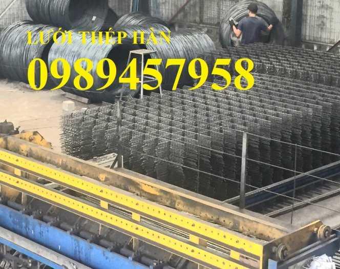 Bán Lưới thép đổ bê tông phi 8 a 200x200, D8 a 200x200 giao hàng sớm11