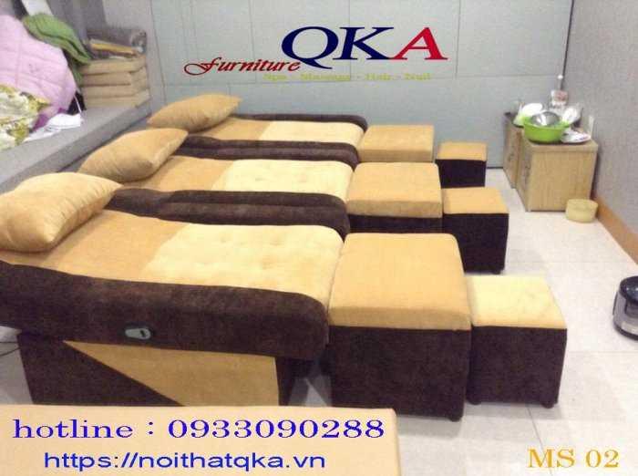 Ghế massage chân_QKA 022