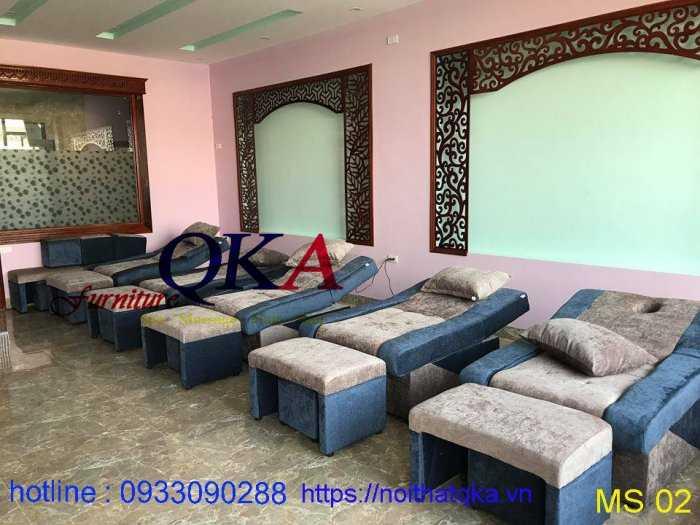 Ghế massage chân_QKA 025