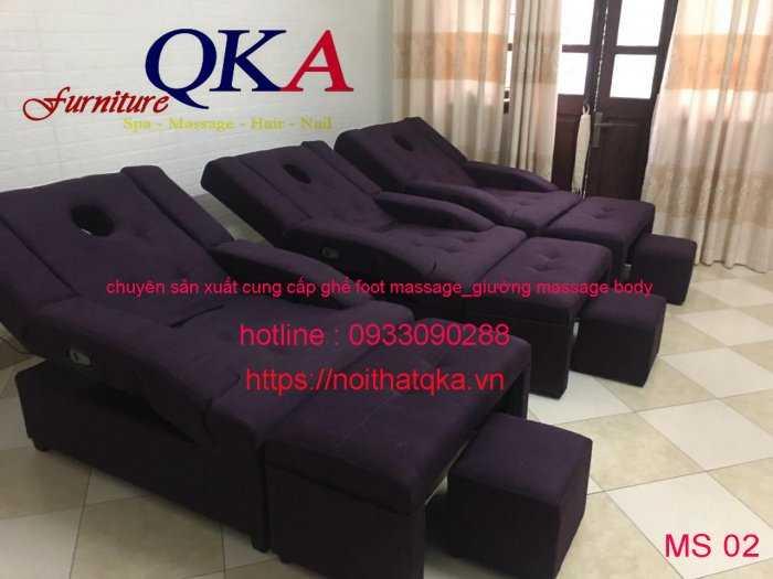 Ghế massage chân_QKA 028