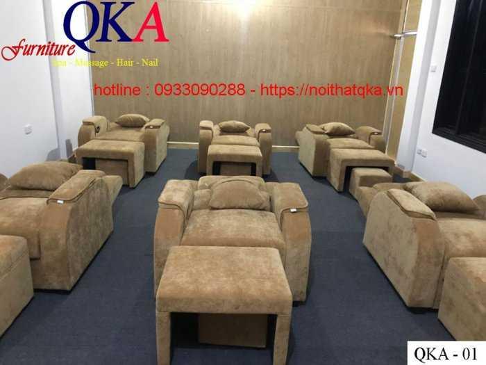 Ghế massage chân_QKA 012