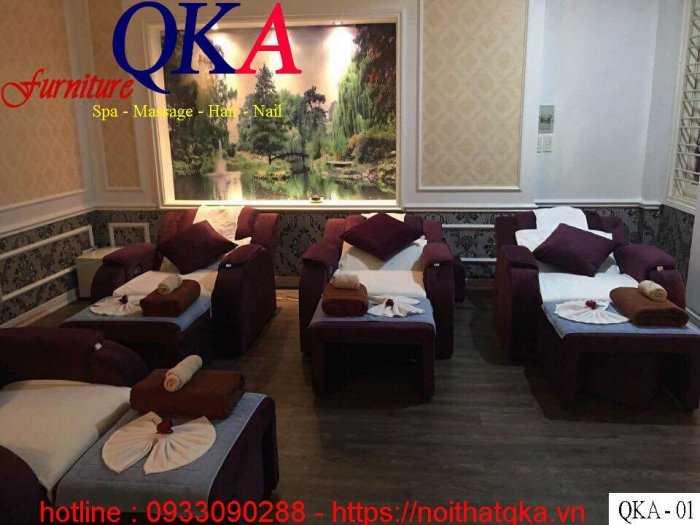 Ghế massage chân_QKA 013