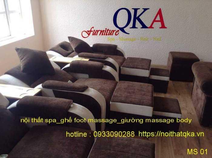Ghế massage chân_QKA 019