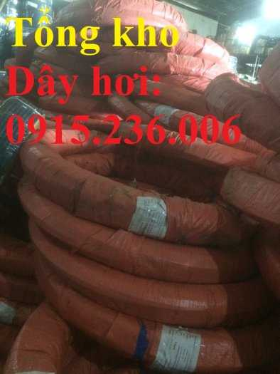 Ống hơi áp lực hàn quốc, dây khí nén áp lực cao D6.5, D8, D9.5, D13, D16, D19, D25 mới 100%0