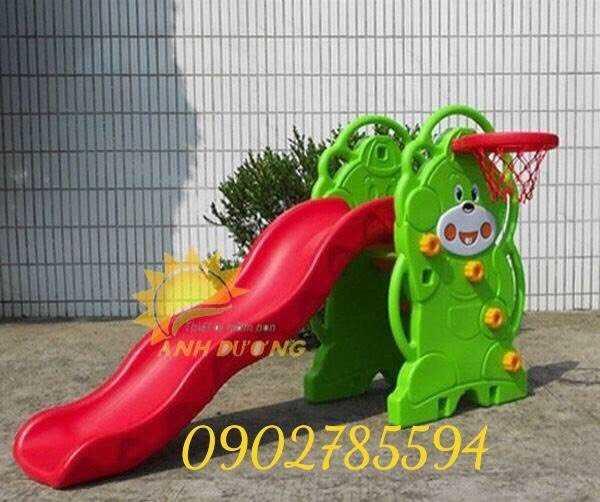 Bàn ghế - Cầu trượt - Nhà banh cho bé rẻ đẹp1