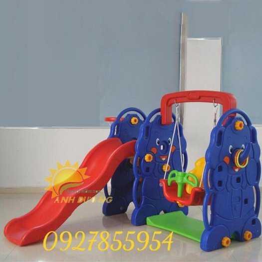 Bàn ghế - Cầu trượt - Nhà banh cho bé rẻ đẹp3