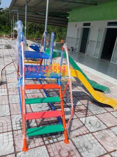 Bàn ghế - Cầu trượt - Nhà banh cho bé rẻ đẹp14