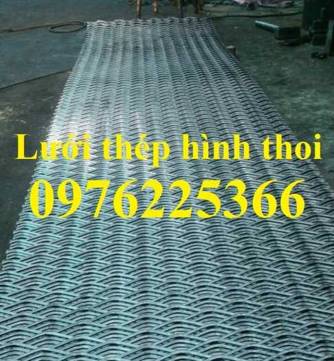 Lưới mắt cáo 3ly, lưới dập giãn 3ly, lưới quả trám, lưới hình thoi5