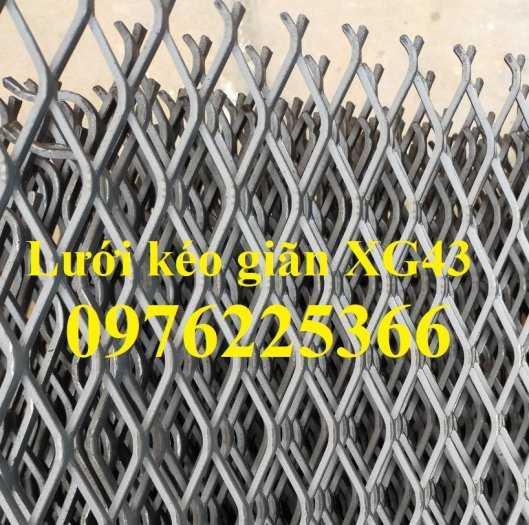 Lưới mắt cáo 3ly, lưới dập giãn 3ly, lưới quả trám, lưới hình thoi