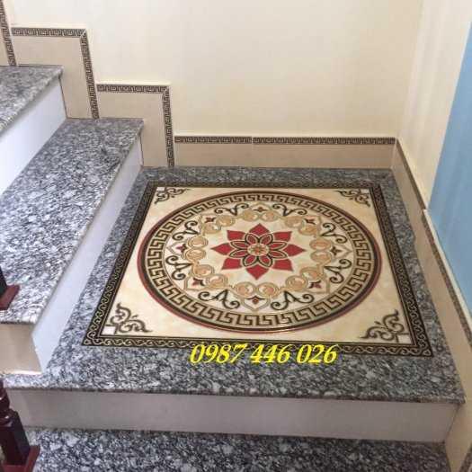 Gach cầu thang, gach trang trí, gach đá cầu thang HP703