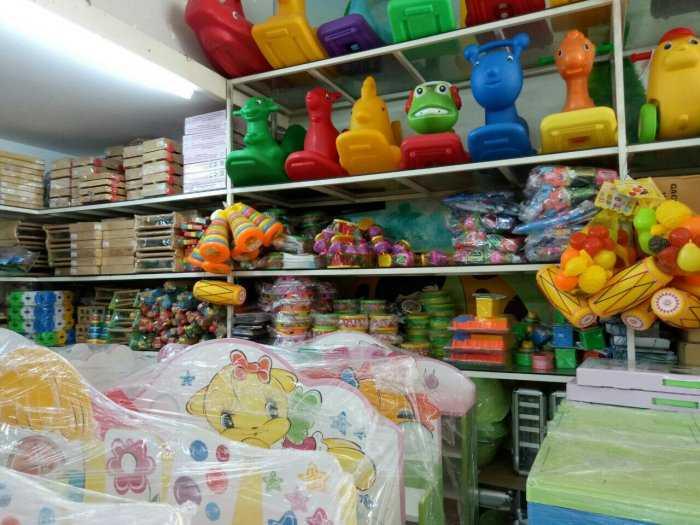 Cửa hàng bán đồ dùng mầm non, đồ chơi mầm non giá rẻ
