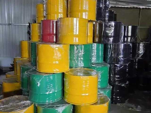 Bàn thùng phi đủ màu giá tại xưởng sản x0