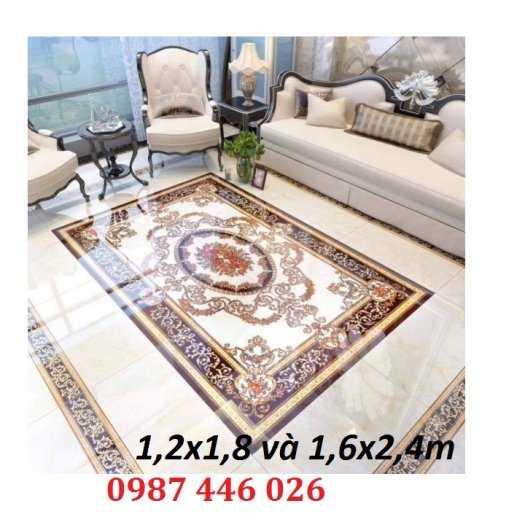 Gạch thảm lát nền, gạch phòng khách HP1416