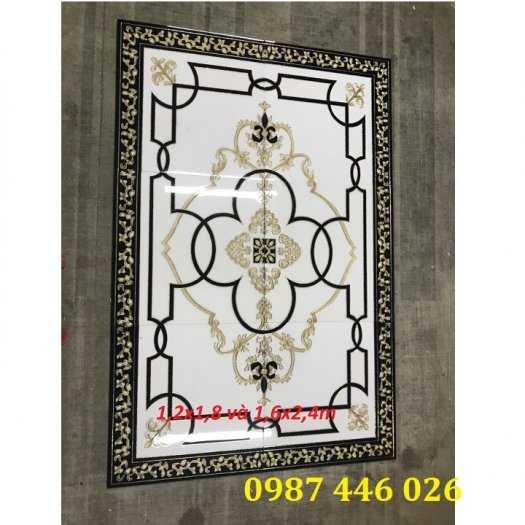 Gạch thảm lát nền, gạch phòng khách HP1417