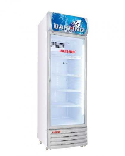 Tủ  mát Darling DL-3600A4 Nhôm R600A 380 Lít1