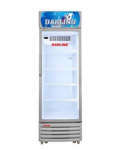 Tủ  mát Darling DL-3600A4 Nhôm R600A 380 Lít0