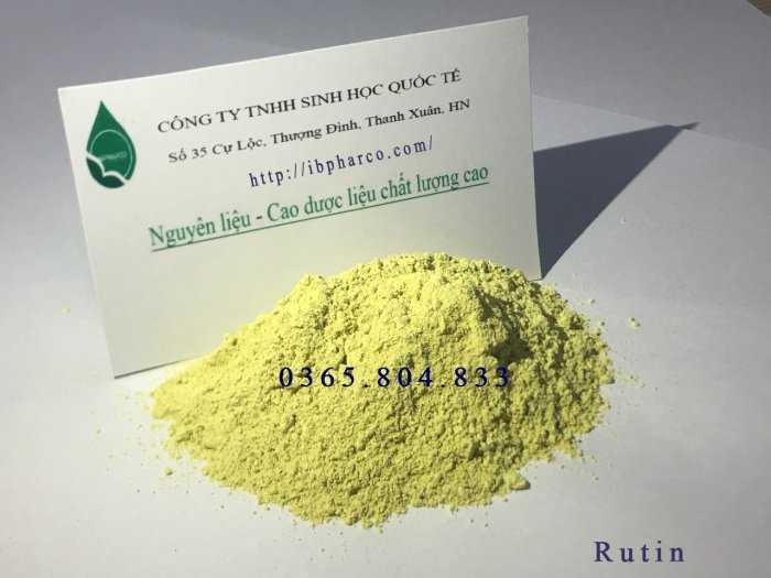 Cao khô hoa hòe Rutin 95% giá tốt nhất thị trường2
