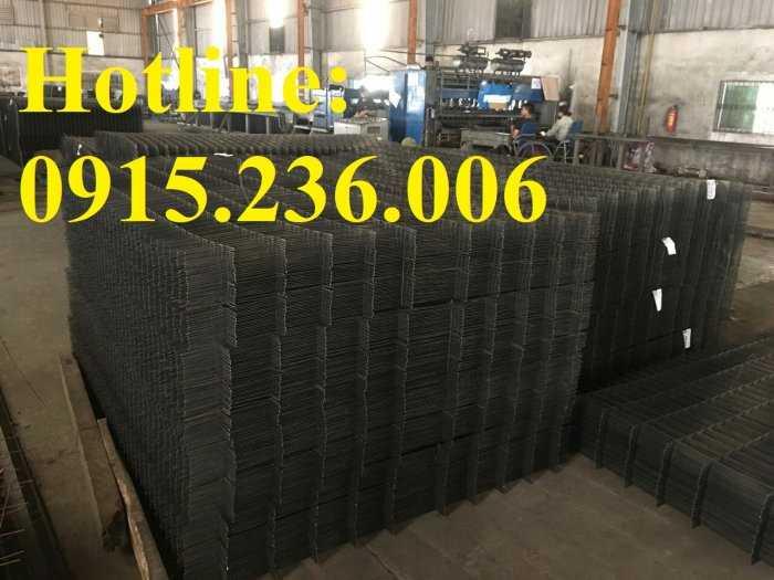 Lưới thép hàn D8  a200x200 dạng tấm làm theo yêu cầu2