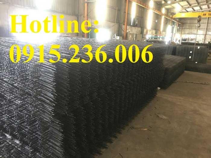 Lưới thép hàn D8  a200x200 dạng tấm làm theo yêu cầu1