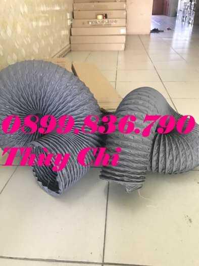 Ống gió mềm vải lõi thép D1009