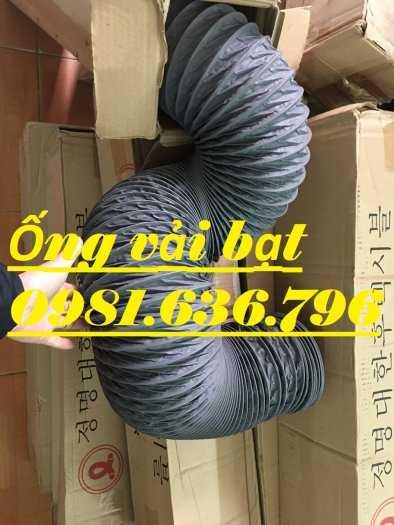 Ống gió mềm vải lõi thép D10016