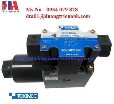 Công ty chuyên phân phối van điện từ Tokimec tại Vietnam0
