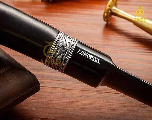 Tẩu gỗ thuốc sợi Lubinski TG024