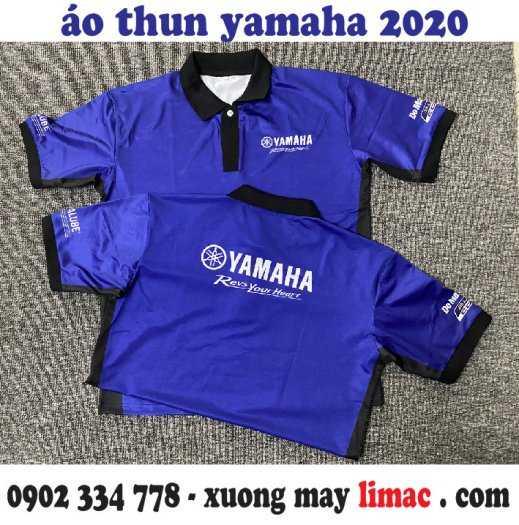 Áo thun yamaha 2020