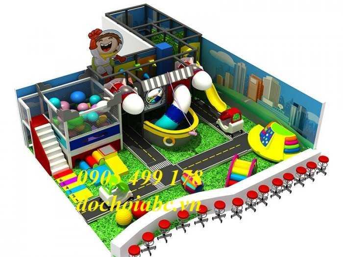 Nhận tư vấn - thiết kế - thi công khu vui chơi trẻ em hiện đại - an toàn tại QUẢNG NGÃI
