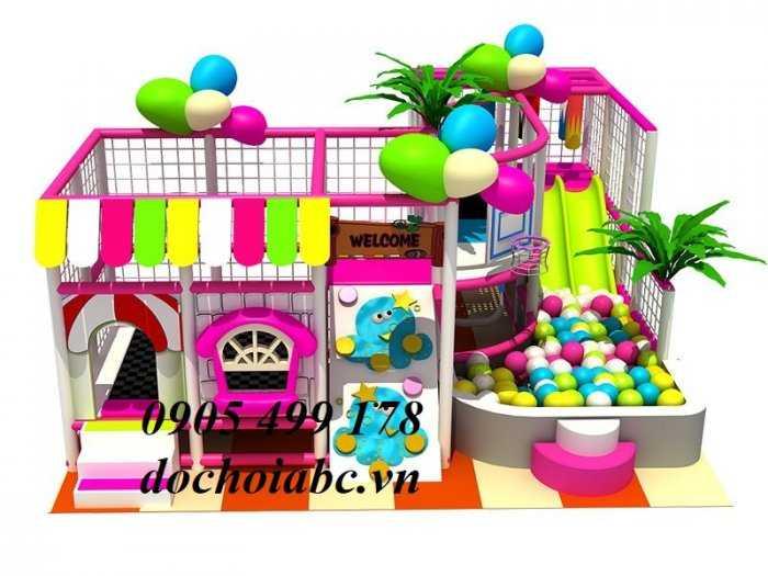 Chuyên nhận tư vấn - thiết kế - lắp đặt khu vui chơi trẻ em hiện đại chuyên nghiệp tại bình thuận