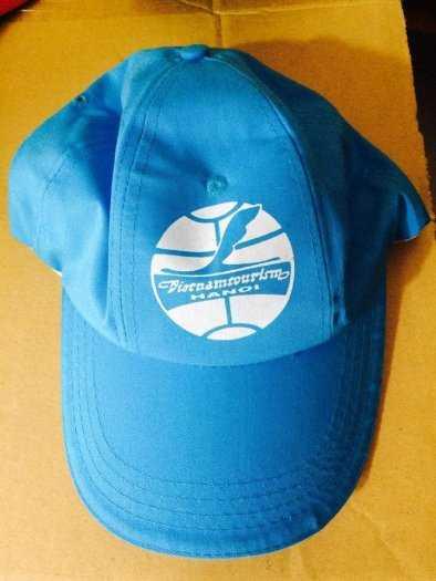 May mũ nón thêu logo theo yêu cầu7