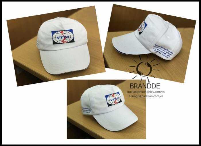 May mũ nón thêu logo theo yêu cầu3