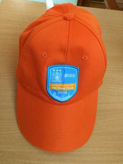 May mũ nón thêu logo theo yêu cầu0
