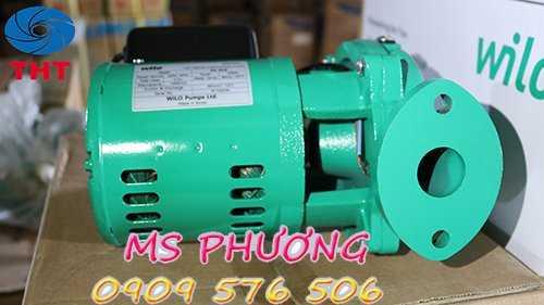 Bán máy bơm tuần hoàn nước nóng Wilo dòng PH giá rẻ3