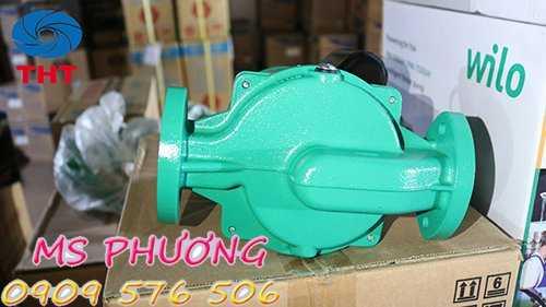 Bán máy bơm tuần hoàn nước nóng Wilo dòng PH giá rẻ5