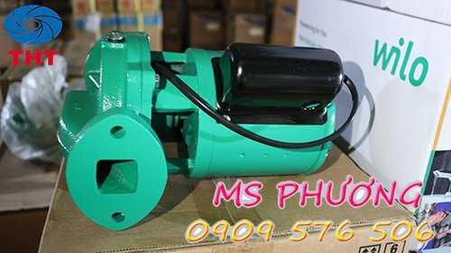 Bán máy bơm tuần hoàn nước nóng Wilo dòng PH giá rẻ4