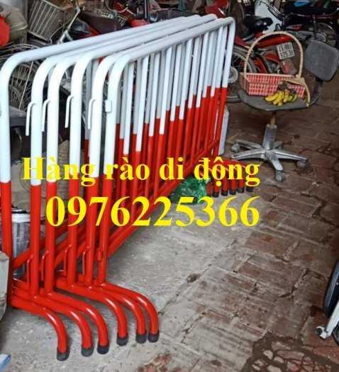Hàng rào di động, chuyên sản xuất khung hàng rào chắn giá rẻ1