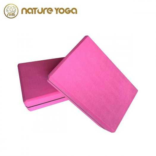 Gạch Khối tập yoga EVA NYM 420 Gram xám6