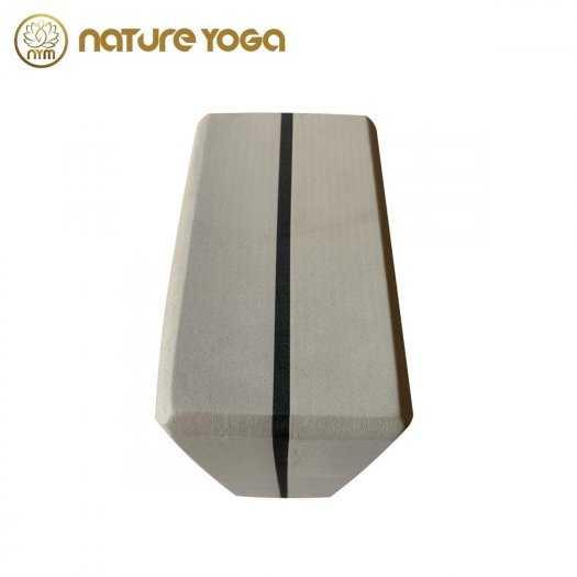Gạch Khối tập yoga EVA NYM 420 Gram xám1