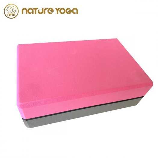 Gạch tập yoga EVA Độ Bền Cao 2 Lớp Cao Cấp4