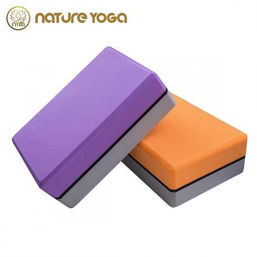 Gạch tập yoga EVA Độ Bền Cao 2 Lớp Cao Cấp3